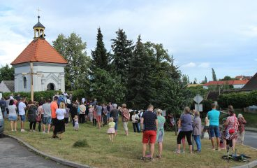 Oslavy 200 let kaple sv. Anny