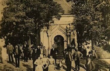 200 let kaple sv. Anny