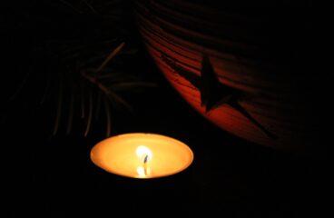 Betlémské světlo ve Vochově
